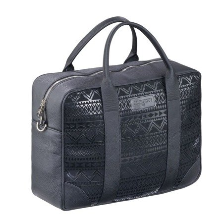 Damska torba biznesowa na laptopa i dokumenty - duża