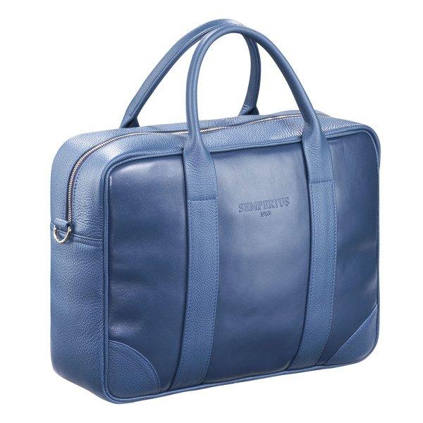 e0cc50ce5e9dd Skórzana torba biznesowa na laptopa i dokumenty Kliknij, aby powiększyć ...