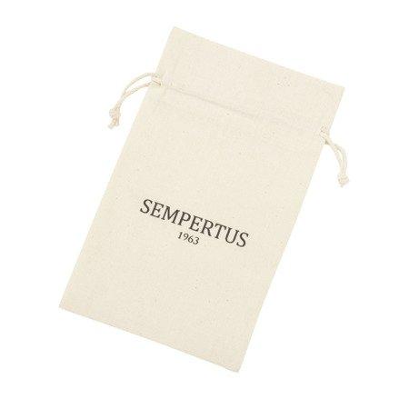Skórzane etui na wizytówki Sempertus W-01 brązowy